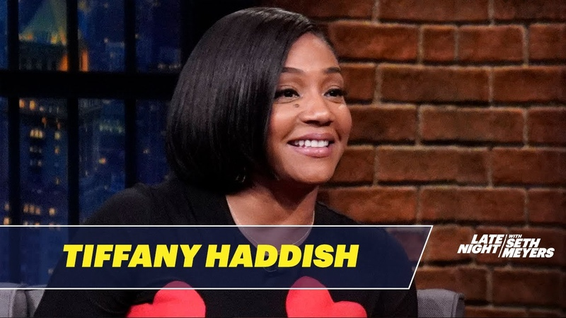 Giancarlo Stanton Blew His Chance to Get with Tiffany Haddish