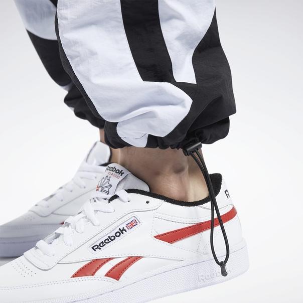 Спортивные брюки Classics Twin Vector image 6