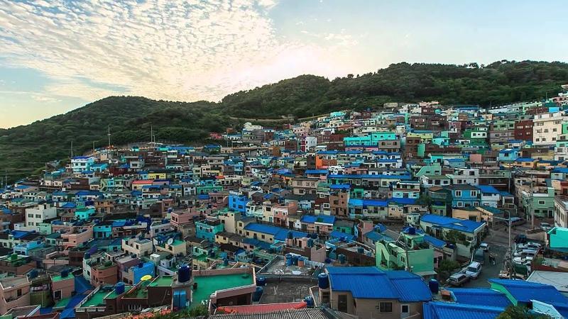 월간 이한범 5월호 Scenery of Busan Timelapse