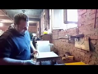 ручное производство свечей