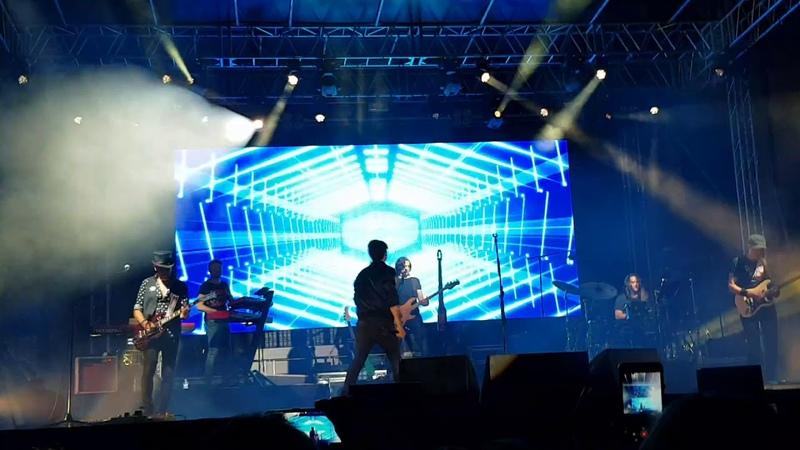 Fabrizio Moro - C'è tutto quello che volevi Live @Cervia