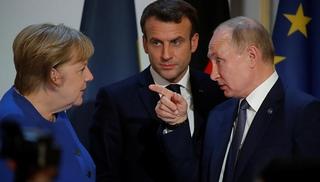 Вести.Ru: Меркель и Макрон готовы провести встречу с Эрдоганом по Идлибу