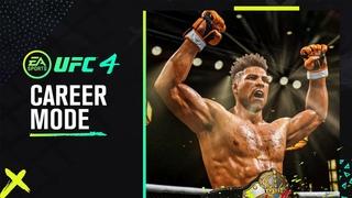 UFC 4 Official Career Mode Trailer