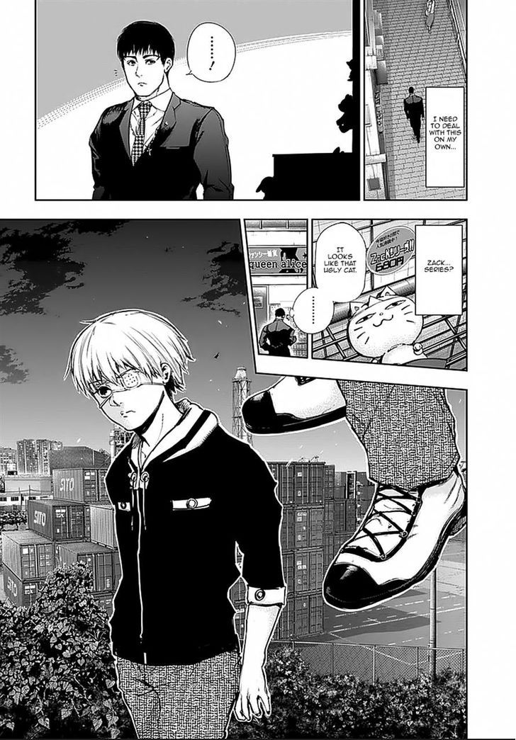 Tokyo Ghoul, Vol.12 Chapter 115 Collapse, image #12