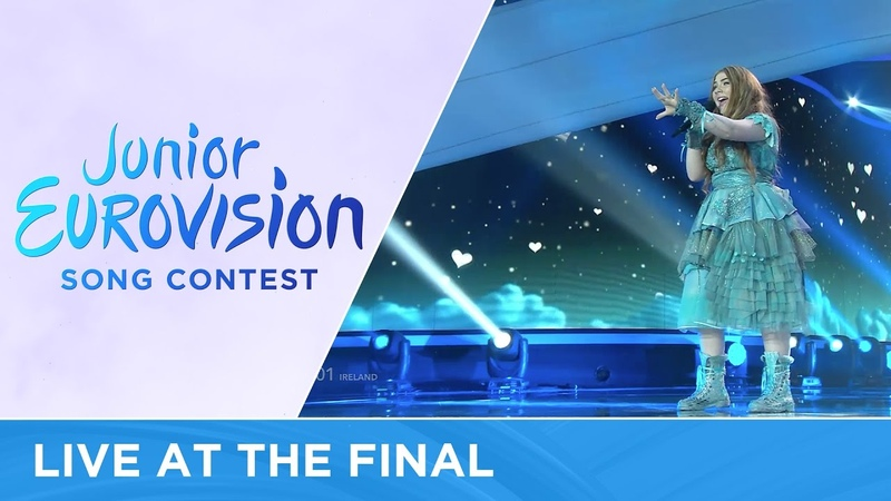 Zena Donnelly - Bríce Ar Bhríce (Ireland) LIVE 2016 Junior Eurovision