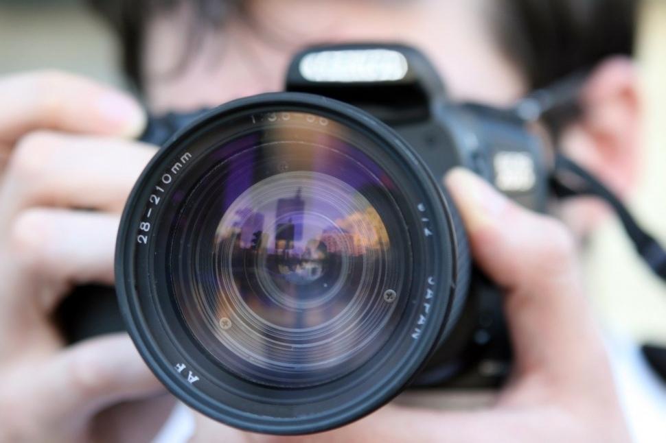 Как освоить азы фотографии студия