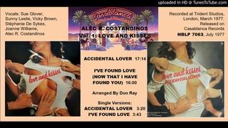 Alec R. Costandinos Vol. 1: Love And Kisses [Full Album + Bonus] (1977)