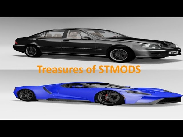 [S1EP1] TREASURES OF STMODS - REALISM V2