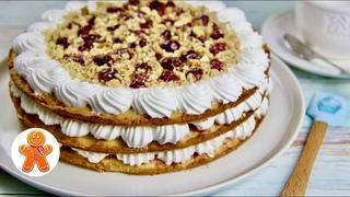 """Торт """"Ивано-Франковск"""" ✧ Красивый и Очень Вкусный"""