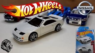 Hot Wheels Nissan 300ZX Twin Turbo HW Nissan 3/5