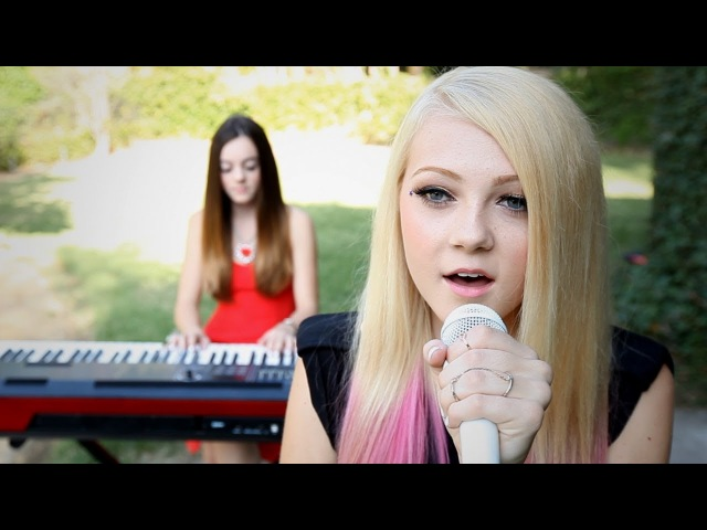 Passenger Let Her Go Piano Cover by Alexi Blue and Ava Allan