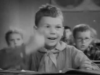 Витя Малеев дома и в школе - фильм о подростках и школьниках СССР