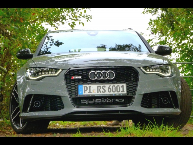 Audi RS6 C7 2014 DRIVE SOUND 560PS 700Nm EngineReport