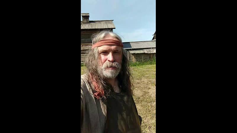 Съёмки кино Царь Времена Ивана Грозного 16 век