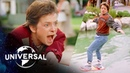 Back to the Future | Skateboard Hoverboard Chase Scenes Back-to-Back!