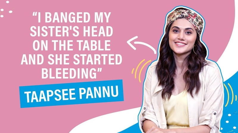Taapsee Pannu's BOLD confessions on Bollywood camps getting replaced in Pati Patni Aur Woh