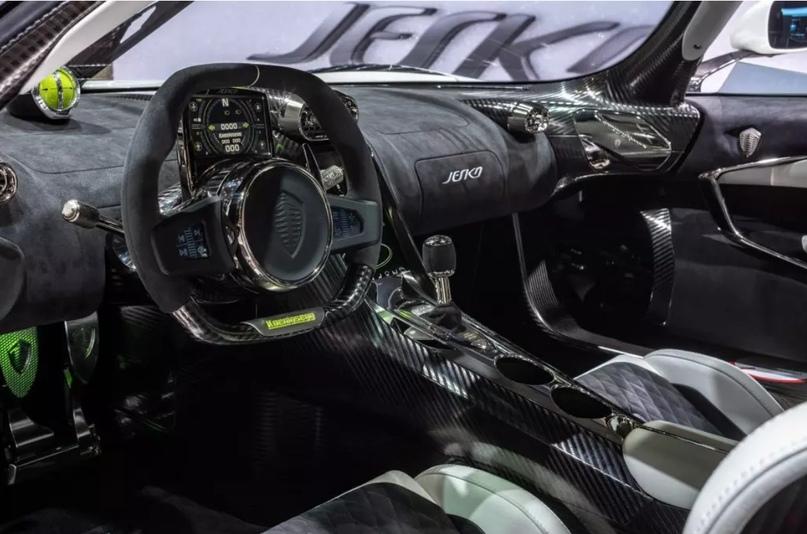 На какие ухищрения пойдёт Koenigsegg Jesko, чтобы превзойти своего предшественника!, изображение №14