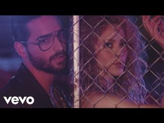 Премьера клипа! shakira feat. maluma clandestino () ft.
