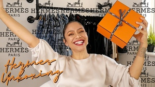KELLY OR BIRKIN (RARE) HERMES UNBOXING   ANOTHER WISH COME TRUE!!   Tiana Peri