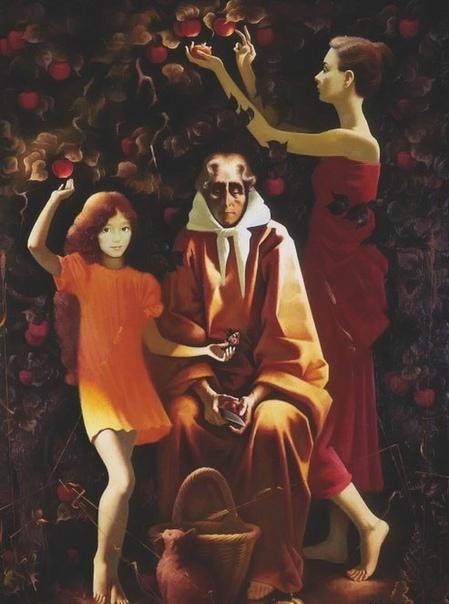 Андрей Выстропов родился в декабре 1961 года в Волгограде. Живописью заинтересовался в юности. В 1979 году поступил в Ленинградский педагогический университет на художественно-графический