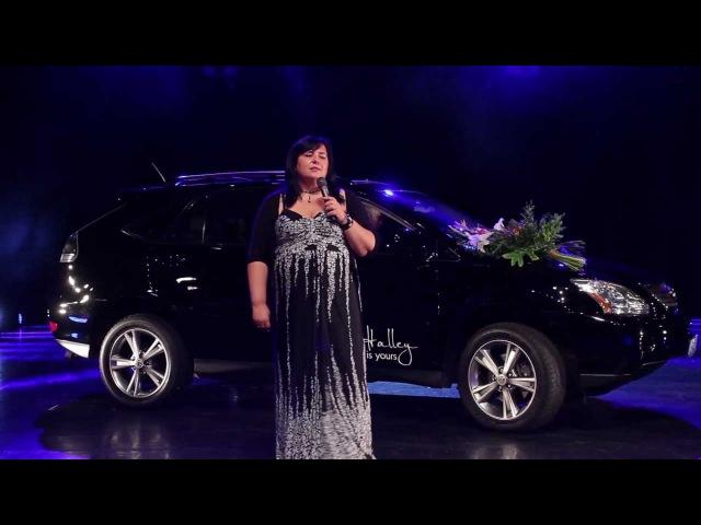 Swiss Halley Születésnap 2012 - Autóátadás - Peter Sabic Edita
