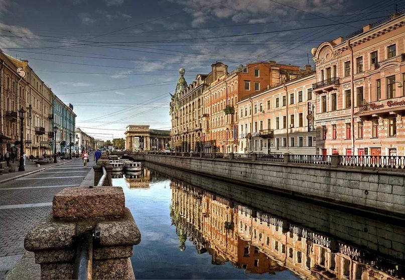 5 мест Петербурга, которые стоит посетить каждому