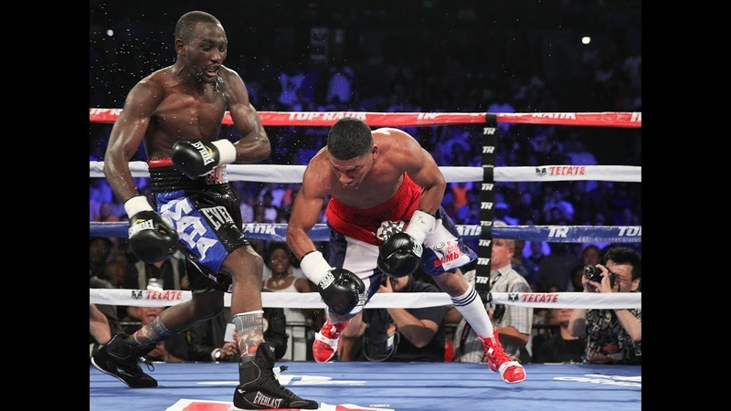 Terence Bud Crawford vs Yuriorkis Gamboa | Full Fight