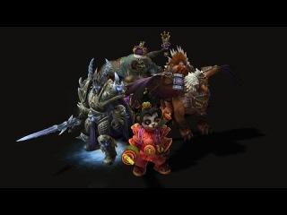 In Development: Master Skins (Warcraft)