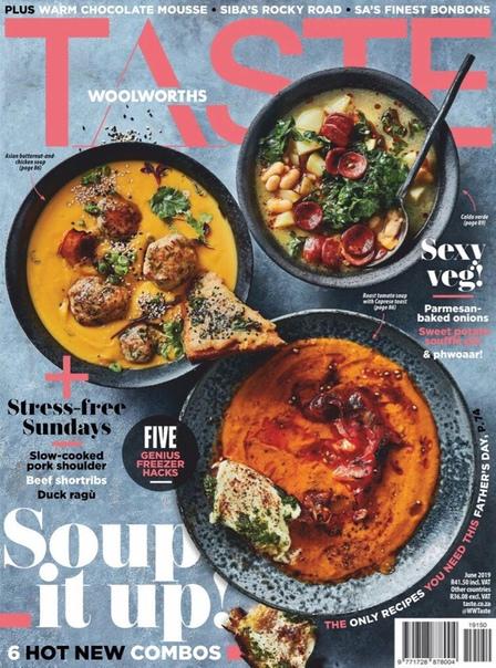 Woolworths Taste – June 2019