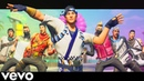 BTS - Dynamite (Official Fortnite Music Video)