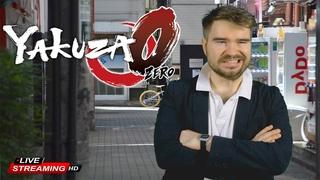 Yakuza 0 (часть 2) - Готовим Пышные Баурсаки по-Казахски