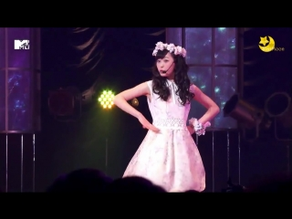 "Pretty Soldier Sailor Moon 20 Weeks MTV Live Music Concert 2014 - ""Princess Moon Princess Moon"" Haruka Fukuhara"