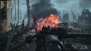 Battlefield 1 AMD A8-9600 R7 iGPU. Gameplay frame-rate test