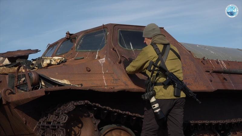 Остров Уединения Забытая земля в Арктике Карское море