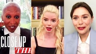 FULL Drama Actresses Roundtable: Anya Taylor-Joy, Elizabeth Olsen & More   Close Up