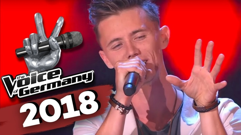 Bon Jovi Bed Of Roses Matthias Nebel The Voice of Germany 2018 Blind Audition