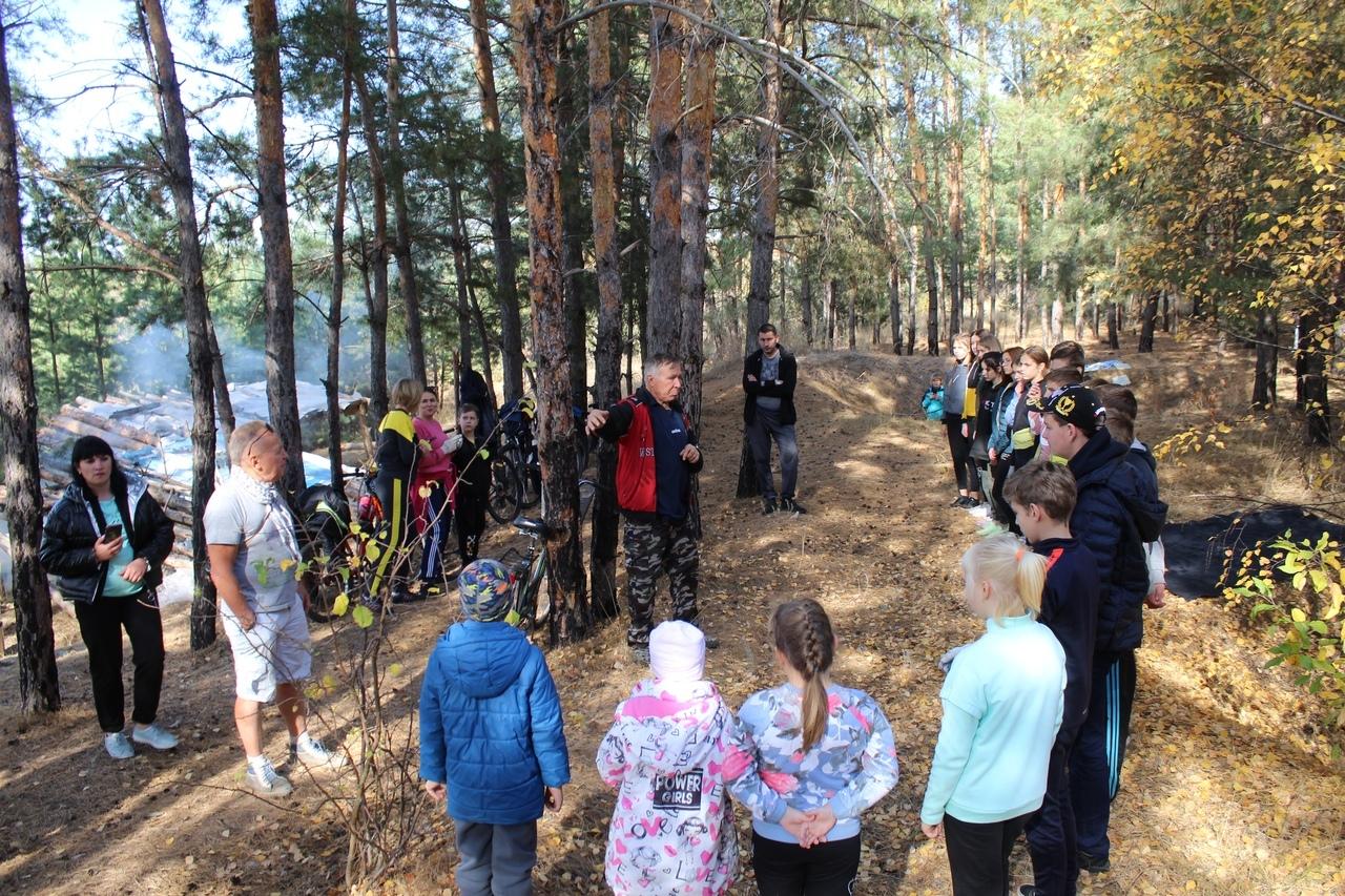 Петровские юнармейцы приняли участие в соревнованиях по военно-прикладным видам спорта