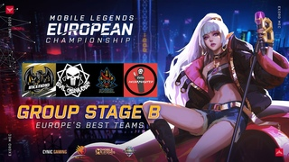 Exord MEC   Group B   Global 1 Mobile Legends European Tournament