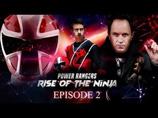 Power Rangers: Rise of the Ninja - Episode 2