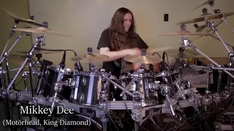 🔥🔊🥁Influential Metal Drummers 1