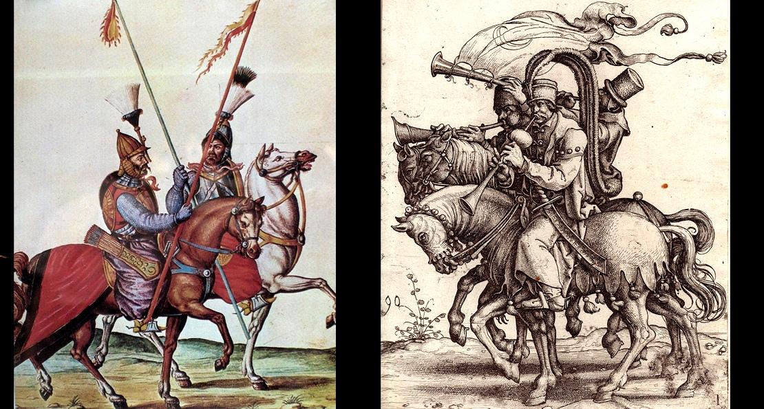 Турецкая кавалерия