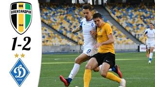 🔥 Динамо Киев - Александрия 2-1 - Обзор Матча Чемпионата Украины 04/04/2021 HD 🔥