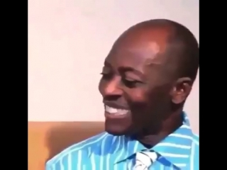 O my god wow african guy