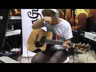 Andrey Zvonkov & Sigma Guitars part 2