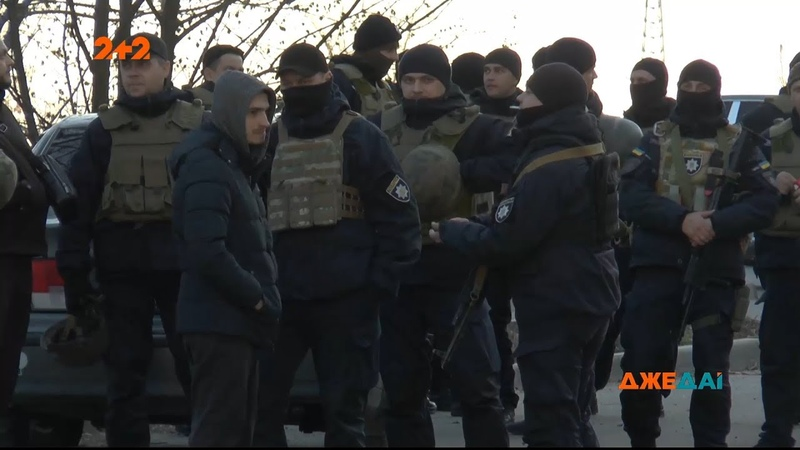 У Харкові близько двадцяти правоохоронців ловили кримінального авторитета