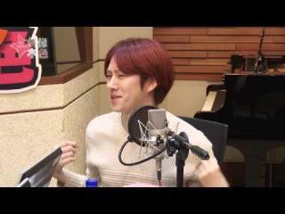 "140315  | MBC C-RADIO ""Idol True Colors"" EP. 1 (Guest: Kim Heechul)  | Jia, Fei 2/4"