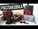 Распаковка Wolfenstein The New Order Panzerhund Collector s Edition Unboxing