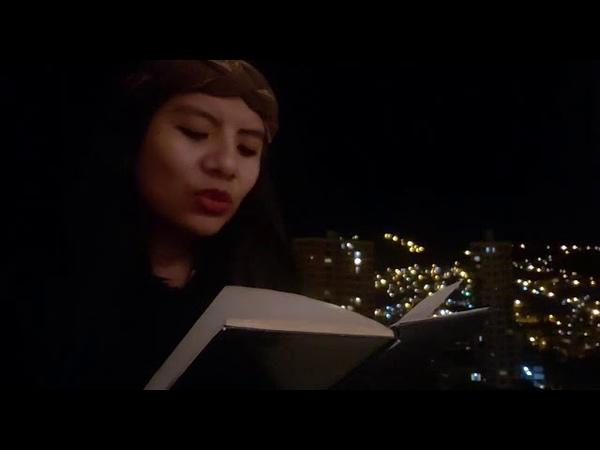 Sonnet 106 Lily Romero Escuela Nacional de Teatro Bolivia