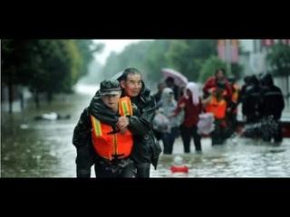 Zhengzhou China flood distaster.