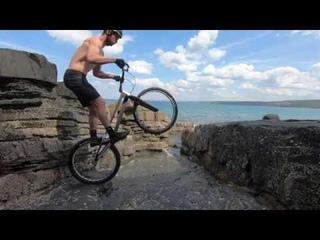 Owen Gawthorpe - Secret Spot - Bike Trials
